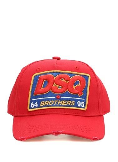 Dsquared2 Şapka Kırmızı